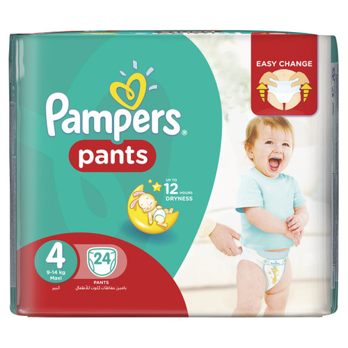 Pampers Pants Jumbo Pack of 24 Buy online in Pakistan best price original product