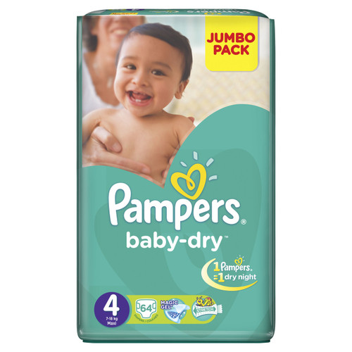 Pampers Baby-Dry Mega Pack Buy online in Pakistan best price original product