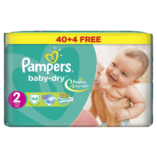 Pampers Baby-Dry Jumbo Pack Small Butterfly Buy online in Pakistan best price original product
