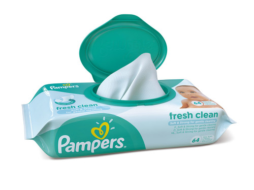 Pampers Baby Wipes Fresh Clean Buy online in Pakistan best price original product