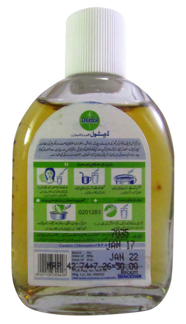 Dettol Antiseptic Liquid  original product
