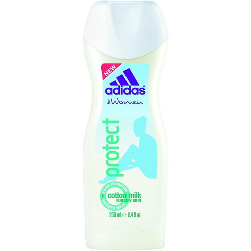 Adidas for Women Protect Cotton Milk Extra Hydrating Shower Milk 250 ML