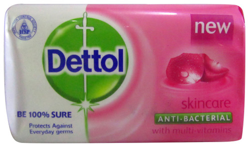 Dettol Skincare Anti-Bacterial Multi-Vitamins Soap  shop online in Pakistan best price