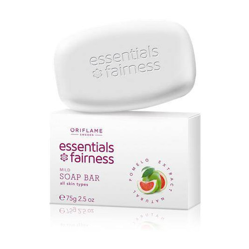 Oriflame Essentials Fairness Mild Soap Bar Buy online in Pakistan best price original product
