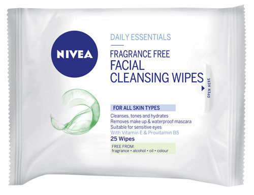 Nivea Fragrance Free Cleansing Wipes Buy Online In Pakistan Best Price Original Product