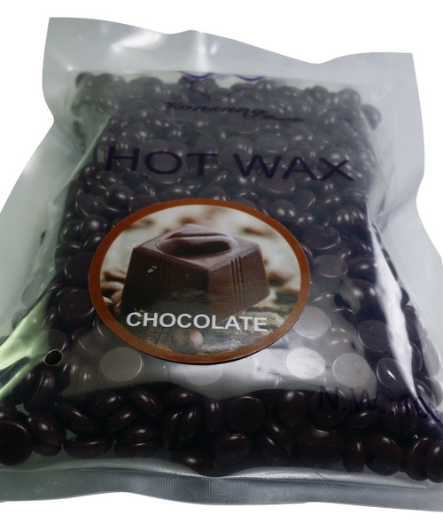 Konsung Hard Wax Beans 100g (Chocolate) best price original wax bean