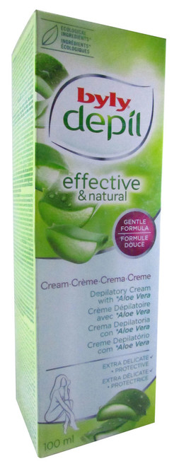 Byly Depil Effective & Natural Hair Removing Cream Tube Aloe Vera Buy online in Pakistan