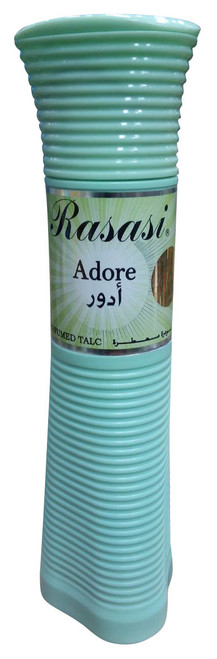 Rasasi Adore Talc 100G Shop online in Pakistan
