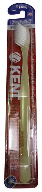 Kent Ultra Soft Toothbrush (Light Green)