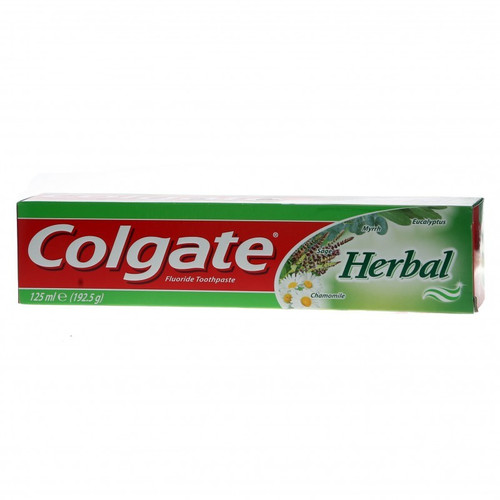 Colgate Herbal Fluoride Toothpaste 125 ML
