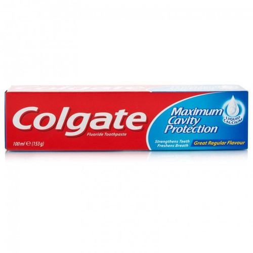 Colgate Maximum Cavity Protection Great Regular Flavor Toothpaste 100 ML buy online in Pakistan best price original product