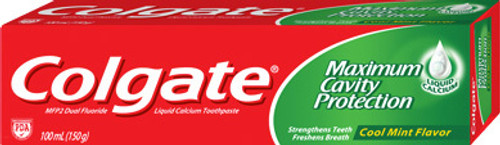 Colgate Maximum Cavity Protection Cool Mint Flavor Toothpaste  buy online in Pakistan best price original product