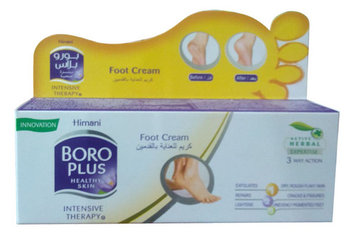 Himani Boro plus Foot Cream Intensive Therapy Buy Online In Pakistan