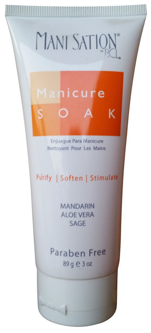 BCL Mani Sation Manicure Soak Purify Soften Stimulate 89Grams Buy Online In Pakistan Best Price