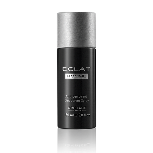 Oriflame Eclat Homme Anti-perspirant Deodorant Spray Buy online in Pakistan best price original product