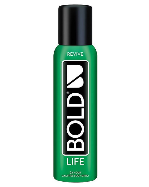 Bold Life Revive 24 Hour Body Spray 120 ML buy online in Pakistan best price original product