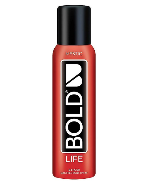 Bold Life Mystic 24 Hour Body Spray 120 ML buy online in Pakistan best price original product