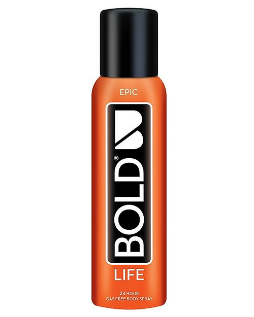 Bold Life Epic 24 Hour Body Spray 120 ML buy online in Pakistan best price original product