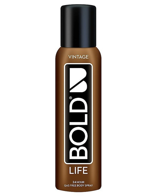 Bold Life Vintage 24 Hour Body Spray 120 ML buy online in Pakistan best price original product