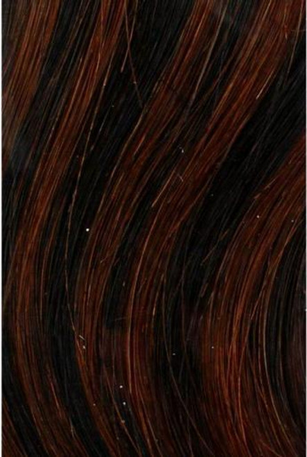 Balmain Double Hair Individual Strip Coffee Brown 40 CM original product