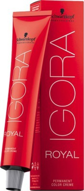 Schwarzkopf Igora Royal Hair Natural Colour Extra Light Blonde Violet Red 9-98