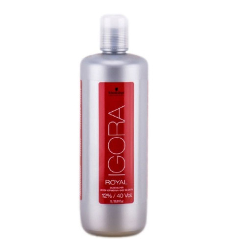 Schwarzkopf Igora Royal Cream Developer