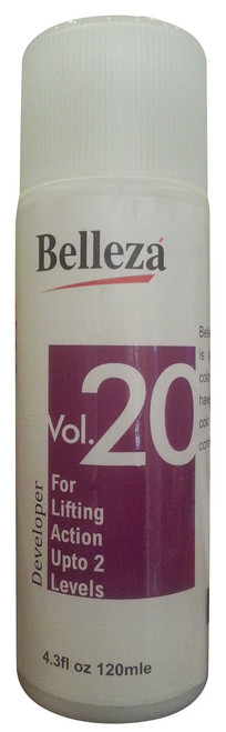 Belleza Developer Vol 20 For Lifting Action Upto 2 Levels  Buy Online In Pakistan Best Price