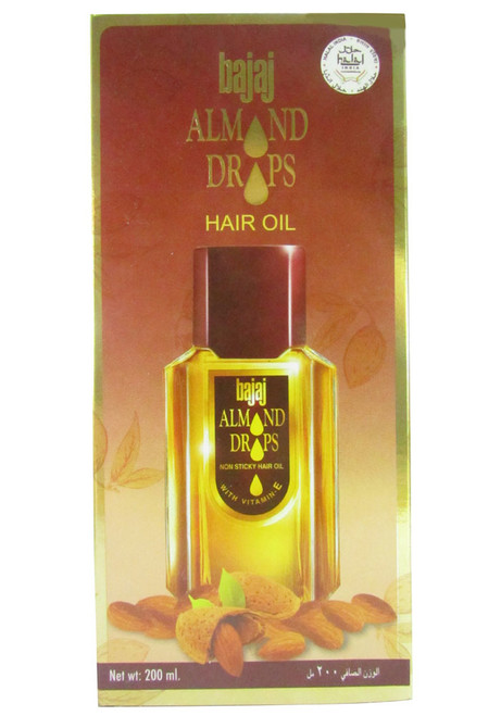 Bajaj Almond Drops Hair Oil Buy Online In Pakistan