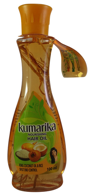 Kumarika King Coconut Oil & Rice Split End Control Buy online in Pakistan