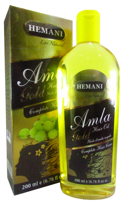 Hemani Amla Gold Hair Oil buy online in pakistan