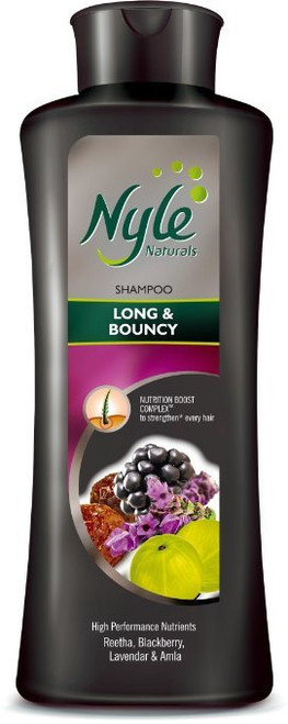 Nyle Naturals Shampoo Long and Bouncy Buy Online In Pakistan Best Price Original Product