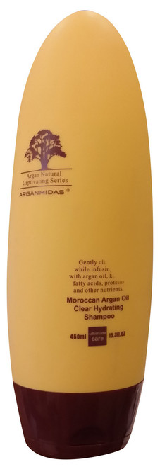 Arganmidas Moroccan Argan Oil Clear Hydrating Shampoo Buy online in Pakistan