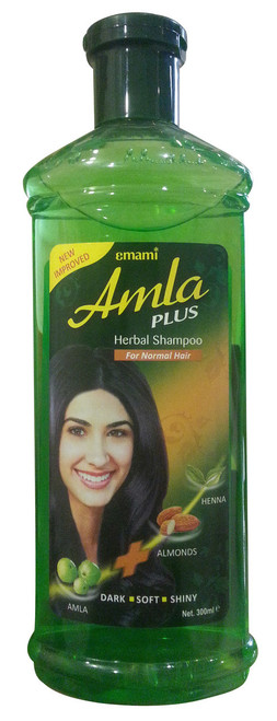 Emami Amla Plus Herbal Shampoo For Normal Hair Buy online in Pakistan