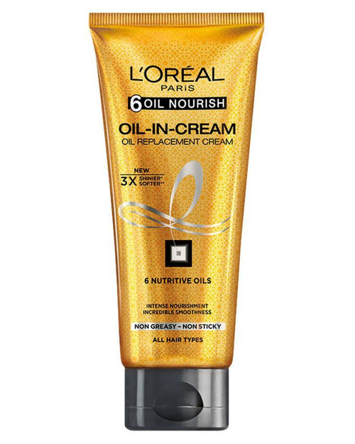 L'Oreal Paris 6 Oil Nourish Oil in Cream Buy Online In Pakistan Best Price Original Product