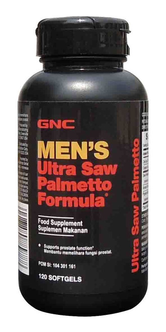 GNC Men's Ultra Saw Palmetto Formula best price