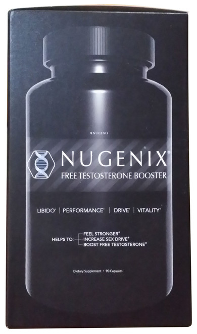 GNC Nugenix Testosterone Booster Buy online in Pakistan