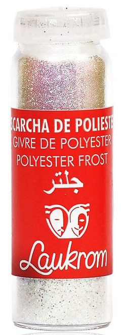 Stage Line Polyester Frost Glitter Cristal (White) Buy online in Pakistan best price original product