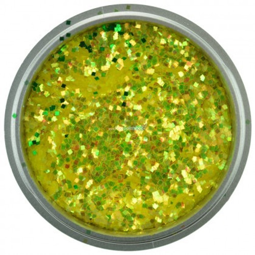 Kryolan Polyester Glitter Pastel Yellow Buy Online In Pakistan Best Price Original Product