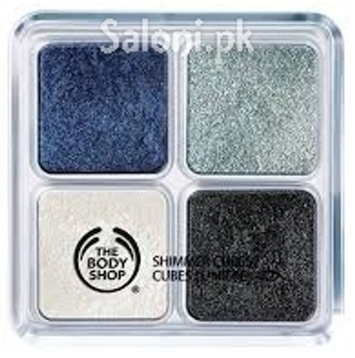 The Body Shop Shimmer Cubes Blue Moon Buy Online In Pakistan Best Price Original Product