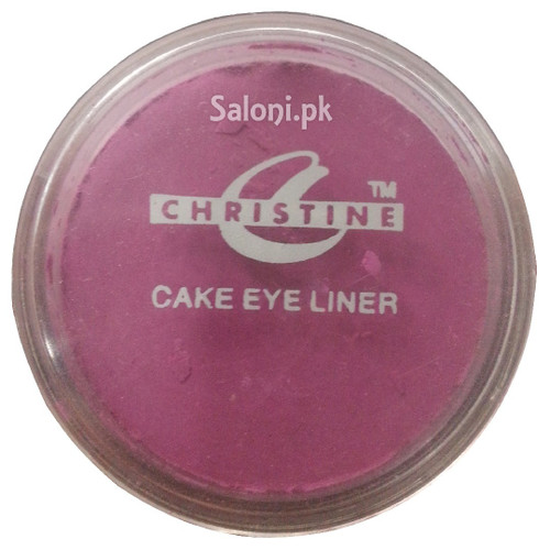 Christine Cake Eye Liner Shoking Pink - 545  Buy Online In Pakistan Best Price Original Product