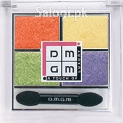 Dmgm Shimmer & Shine Eyeshadow Palette Sparkling Satin buy online in Pakistan best price original product