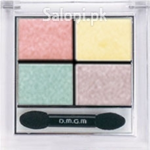 Dmgm Shimmer & Shine Eyeshadow Palette Urban Metals  buy online in Pakistan best price original product