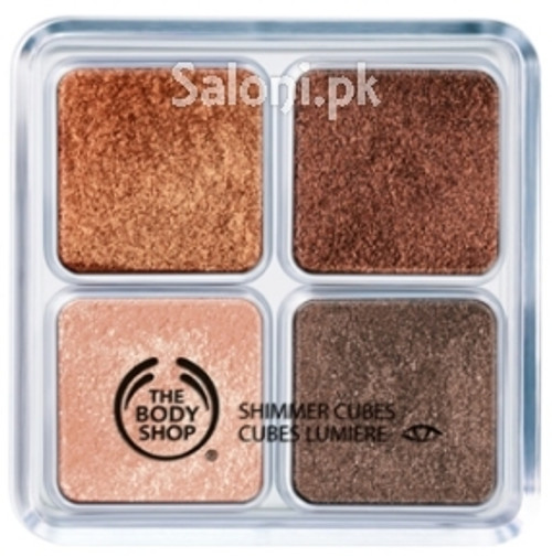 The Body Shop Shimmer Cubes Chocolate/Brown Buy Online In Pakistan Best Price Original Product