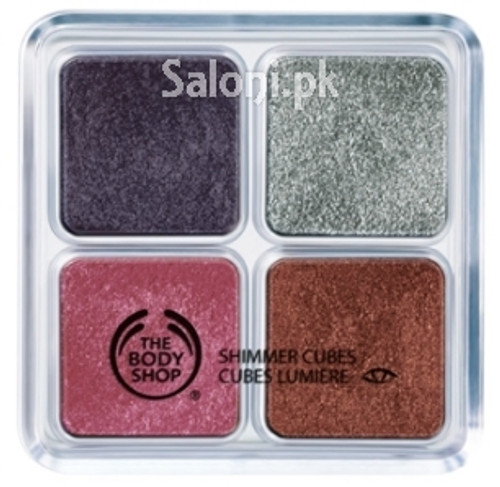 The Body Shop Shimmer Cubes Sugar Plum Buy Online In Pakistan Best Price Original Product