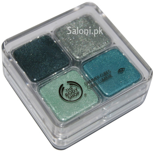 The Body Shop Shimmer Cube Green Buy Online In Pakistan Best Price Original Product