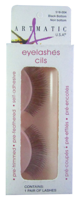 Artmatic Eyelashes Cils Black Bottom 004 buy online in Pakistan best price