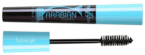 Diana Arabian Eyes Mascara 01 Black Buy online in Pakistan best price original product