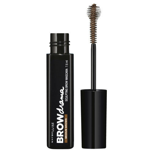 Maybelline Brow Drama Mascara Medium Brown  Buy Online In Pakistan Best Price Original Product
