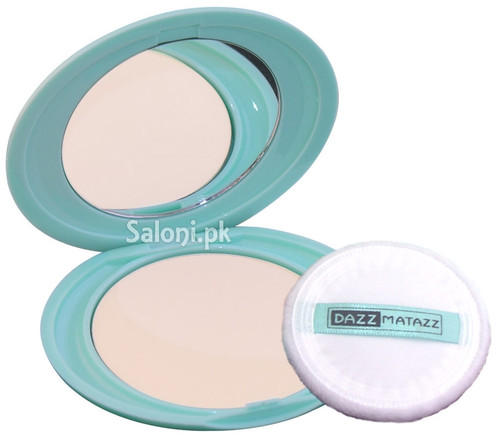 Dazz Matazz Silk Finish Compact Powder Fair Light 04 shop online in Pakistan best price