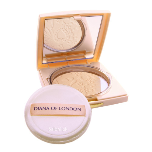 Diana Absolute Stay Compact Face Powder 401 Porcelain Magic Buy online in Pakistan best price original product